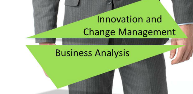 Innovation & Change Management, Business Analysis