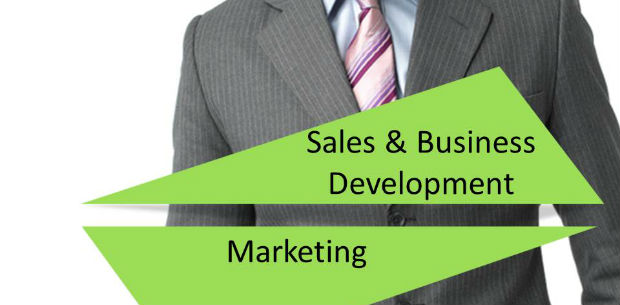 Sales & Business Development, Marketing